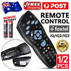 PAYTV For Foxtel Remote Control Compatible Replacement Standard Q IQ2 IQ3 IQ4 HD