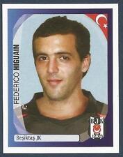 PANINI UEFA CHAMPIONS LEAGUE 2007-08- #093-BESIKTAS-FEDERICO HIGUAIN