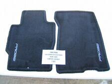 New - 1993-1997 Ford Probe Oem Floor Mats - Ebony Color Code Ka78-68-G20A04(Fits : Ford Probe)