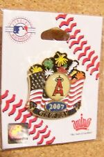 2007 California Angels Anaheim 4th Fourth of July pin