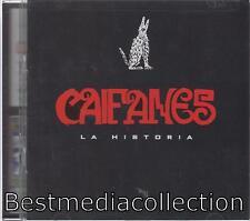 Caifanes CD NEW La Historia ALBUM 2 Disc Set Con 24 Canciones !
