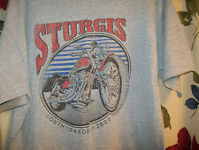 Sturgis South Dakota 62nd Anniversary XL T Shirt Biker Free USA ship