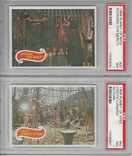 "1969 Topps Planet Of The Apes ""Lights Camera"" #44 Psa 7"