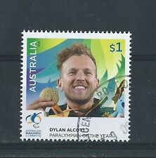 AUSTRALIA 2016 PARALYMPIAN OF THE YEAR FINE USED