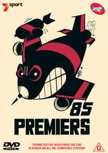 BRAND NEW AFL Premiers 1985 - Essendon Bombers DVD Grand Final VFL