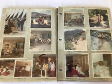 Vtg American Good Life 8 Sheets 51 Photos 1950s 60s Christmas Furnishings Beach