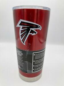 Atlanta Falcons Ultra Tumbler, 20-Ounce Stainless Steel Boelter Brands NFL
