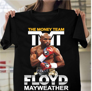 New Hot!!! Floyd Mayweather Boxing Boxers Tmt The Money Team Shirts,Hot T-Shirt