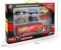 Disney Pixar Car 95 Mack McQueen Racer's Sheriff Tow Truck McQueen Kid Toy Gift