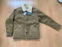 Degree Of Try-On pherrow's Corduroy Ranch Jacket Bore Size M