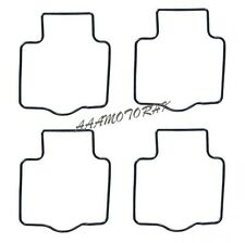 CARBURETOR FLOAT BOWL GASKETS FOR KAWASAKI ZX1000 ZX-11 ZZR1200 ZX9R 4PCS