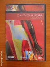 DVD EL ARTE CREA EL MUNDO 1 - LA FIGURA HUMANA - LAS GRANDES CREACIONES... (AY)