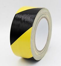 ✅ Black & Yellow 2 in X 30 Yards – Tapes for social distancing   ✔ JAPAN DGTAPE