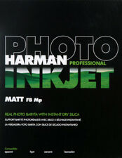 Harman A4 310gsm Matt FB MP - 25 sheets (5x5 packs) - Inkjet Photo Paper