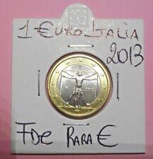 1 EURO ITALIA 2013(3) FDC -UNCIRCULATED  RARISSIMA SIGILLAT OBLO  COMPRA SUBITO