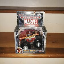 Ultimate Marvel Monsters Iron Man Diecast Truck Series 1 Maisto