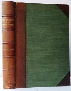 INDIAN DUCKS AND THEIR ALLIES by E.C, Stuart Baker, 1908 Limited Edition - VG