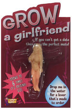 Grow A Girlfriend Adult Novelty Gag Gift Toy Bachelor Present Single (47507)