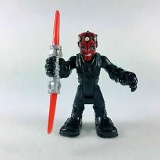 Playskool Star Wars Galactic Heroes Jedi Force DARTH MAUL Action figure
