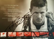Felix Baumgartner Signed Autographed Photo AUTHENTIC Red Bull Stratos