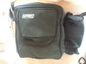 Coleman PicPack Deluxe Picnic Set And Backpack Combo 4 Pl Setting Detachable...