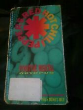 Red Hot Chili Peppers positive mental octopus VHS tape Higher Ground mother's mi