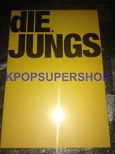 EXO-K Photobook DIE JUNGS 340 Pages NEW KPOP EXO-M EXO Baekhyun D.O Suho Kai