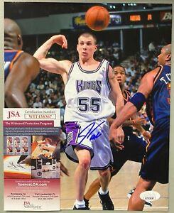 Jason Williams Sacramento Kings Signed 8x10 Photo Autographed AUTO w/ JSA COA