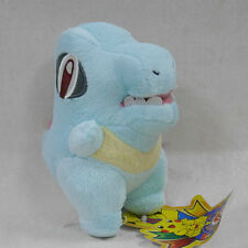 "New Pokemon Totodile 5.5"" Plush Doll Toy  free shipping"