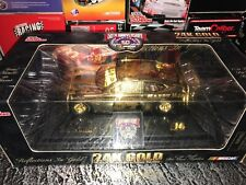 1998 Bill Elliott 24k Gold Racing Champions 1:24 Diecast