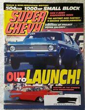 Super Chevy February 1995 issue. Mini-Mountain Motor, F-Body Suspension Mods