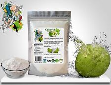 Coconut Water Powder 8oz 1/2lb Natural hydration drink Amazing flavor Refreshing