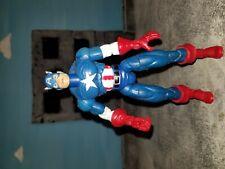 toybiz Series 1 Captain America Marvel Legends Classic Retro 6' Action figure