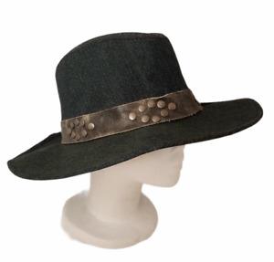 💲 Goorin Brothers Classic Denim Western Cowboy Hat Large (RR)