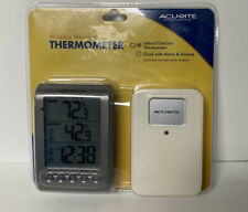 NEW AcuRite Digital Wireless Weather Thermometer Indoor/Outdoor 00604W