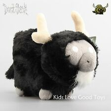 Don't Starve Special Edition Shadow Beefalo Plush Toy Soft Stuffed Doll 10'' NWT