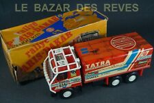 KDN. Camion de course TATRA 815. Paris-Dakar 1986. + boite.