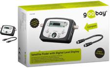 Goobay 67140-GB SAT Finder Digital LCD Screen