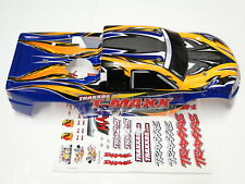 NEW TRAXXAS T-MAXX 2.5 Body ProGrapix Blue RW5B