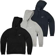 Nike Club Swoosh Pull À capuche Foncé Obsidian 611457-473 Sweat L