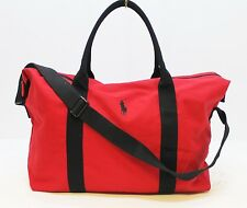 RALPH LAUREN POLO PONY Duffle/Voyage/Polyvalent/week-end Sac-Neuf