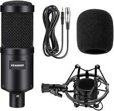 Aokeo Professional Recording Studio Condenser Microphone/Microphone U-Windscreen
