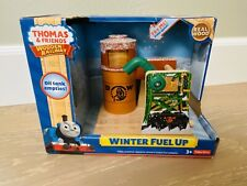 Thomas & Friends Wooden Railway Winter Fuel Up Oil Tank *Free Shipping*