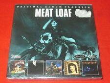 Original Album Classics [Slipcase] by Meat Loaf (CD, Mar-2015, 5 Discs, Epic)