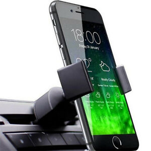 Universal Mobile Phone Holder Car CD Slot Air Vent Stand Cradle Mount GPS New