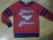 Wonder woman red shirt, sz women's small