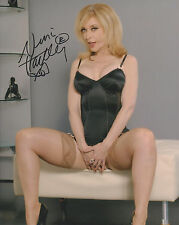 NINA HARTLEY Adult Video Star SIGNED 8X10 Photo