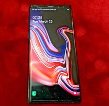 Samsung Galaxy Note 9 128GB Midnight Black