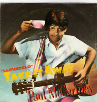 Mc Cartney,Paul (Wings / Beatles) - Take it away / I'll give you a ring, Spain