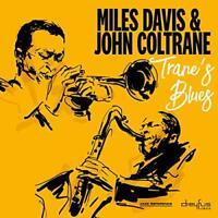 Miles Davis and John Coltrane - Tranes Blues (2018 Version) [CD]